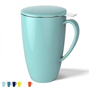Sweese Porcelain tea mug with infuser