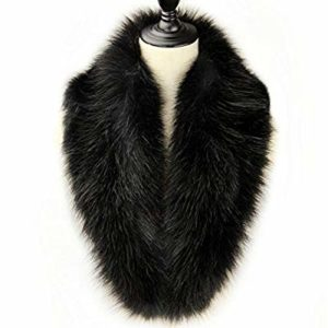 Faux Fur Collar for Women