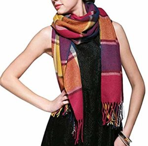 Wander Agio women scarf--soft quality yarn